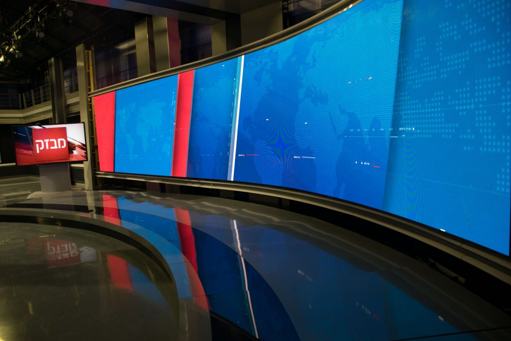 LED Video Wall Installation